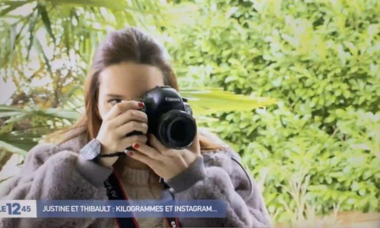 Photographe professionnelle à Lyon à la TV